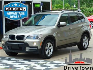 2007 BMW X5 for sale at Drive Town in Houston TX
