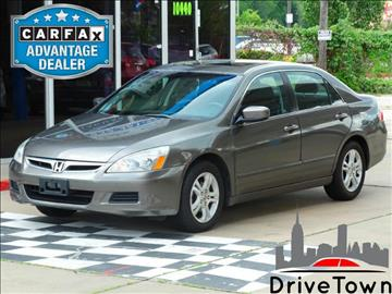 2006 Honda Accord for sale at Drive Town in Houston TX
