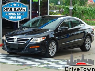 2010 Volkswagen CC for sale at Drive Town in Houston TX