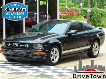2008 Ford Mustang for sale at Drive Town in Houston TX