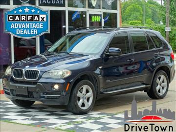 2008 BMW X5 for sale at Drive Town in Houston TX