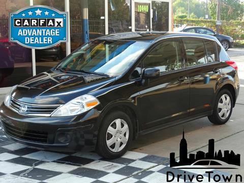 2011 Nissan Versa for sale in Houston, TX
