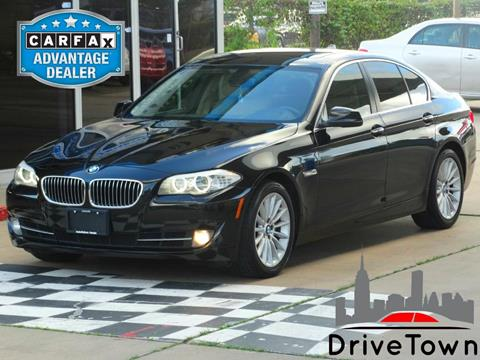 2011 BMW 5 Series for sale at Drive Town in Houston TX