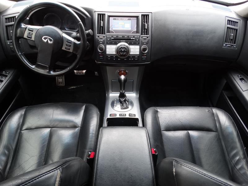 2006 Infiniti Fx35 4dr Suv In Houston Tx Drive Town