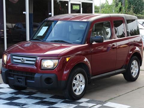 2007 Honda Element for sale in Houston, TX