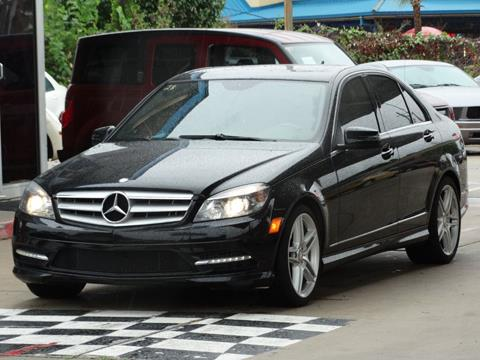 2011 Mercedes Benz C Class For Sale In Houston, TX