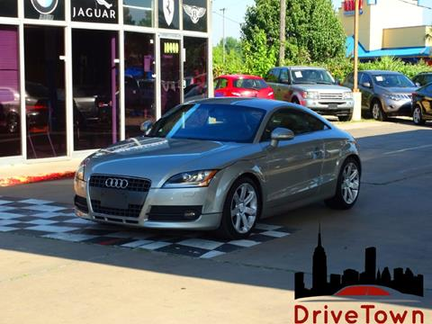Audi Tt For Sale >> 2008 Audi Tt For Sale In Houston Tx