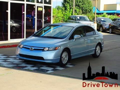 2007 Honda Civic For Sale >> 2007 Honda Civic For Sale In Houston Tx