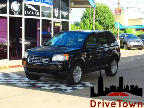 2008 Land Rover LR2 for sale in Houston, TX
