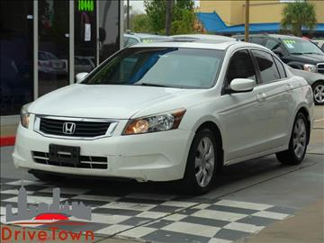 2010 Honda Accord for sale at Drive Town in Houston TX