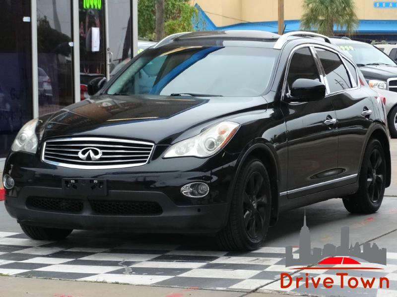 2008 Infiniti EX35 for sale at Drive Town in Houston TX