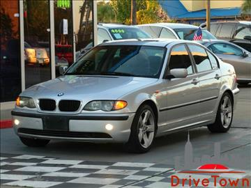 2004 BMW 3 Series for sale at Drive Town in Houston TX