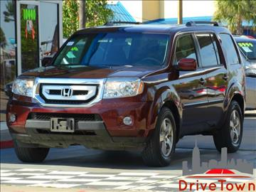 2010 Honda Pilot for sale at Drive Town in Houston TX