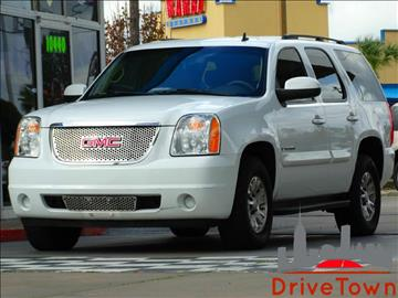 2008 GMC Yukon for sale at Drive Town in Houston TX