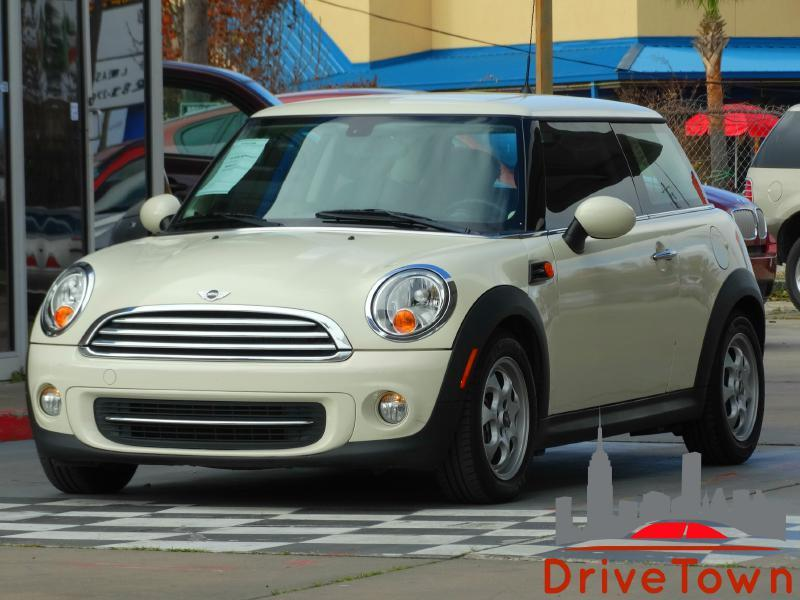 2012 MINI Cooper Hardtop for sale at DriveTown in Houston TX