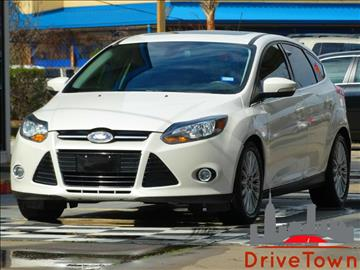 2012 Ford Focus for sale at Drive Town in Houston TX