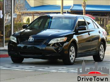 2008 Toyota Camry for sale at Drive Town in Houston TX