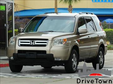 2006 Honda Pilot for sale at Drive Town in Houston TX
