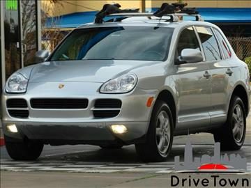 2005 Porsche Cayenne for sale at Drive Town in Houston TX