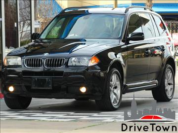 2006 BMW X3 for sale at Drive Town in Houston TX