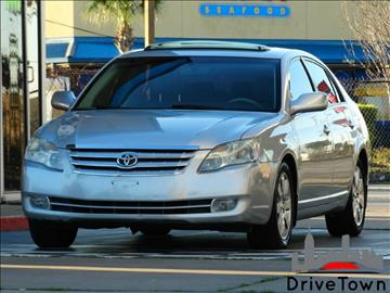 2006 Toyota Avalon for sale at Drive Town in Houston TX