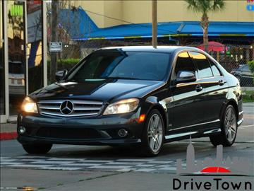 2008 Mercedes-Benz C-Class for sale at Drive Town in Houston TX