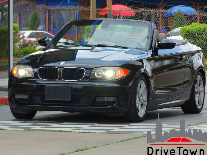 2009 BMW 1 Series for sale at Drive Town in Houston TX