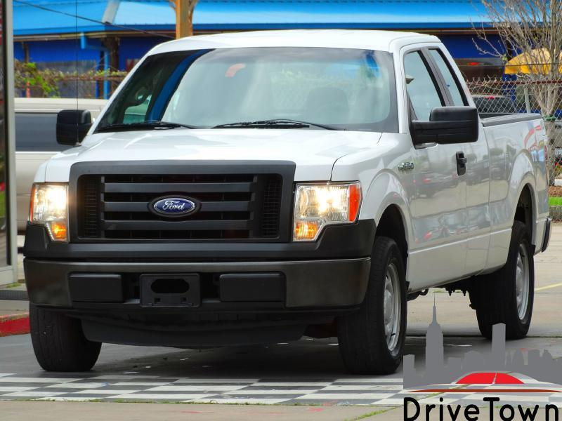 2011 Ford F-150 for sale at DriveTown in Houston TX