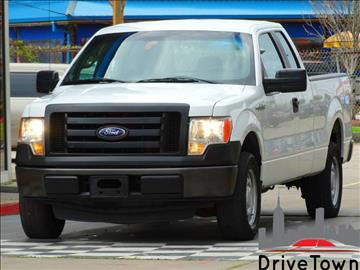 2011 Ford F-150 for sale at Drive Town in Houston TX