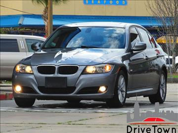 2010 BMW 3 Series for sale at Drive Town in Houston TX