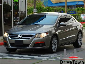 2009 Volkswagen CC for sale at Drive Town in Houston TX