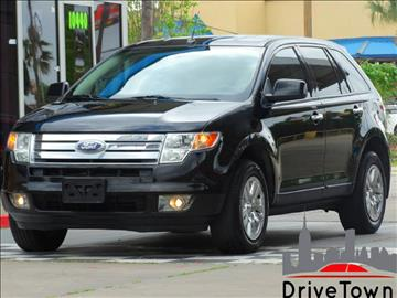 2008 Ford Edge for sale at Drive Town in Houston TX