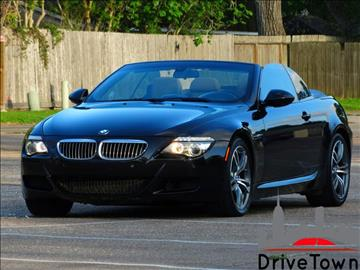 2010 BMW M6 for sale at Drive Town in Houston TX