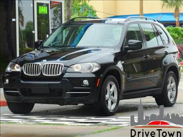 2009 BMW X5 for sale at Drive Town in Houston TX