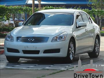 2008 Infiniti G35 for sale at Drive Town in Houston TX