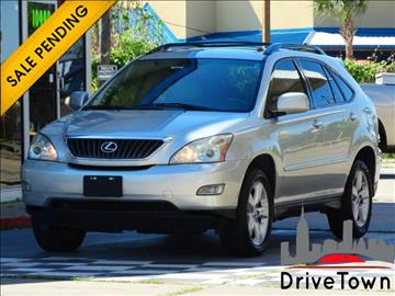 2008 Lexus RX 350 for sale at Drive Town in Houston TX