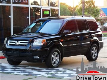 2008 Honda Pilot for sale at Drive Town in Houston TX