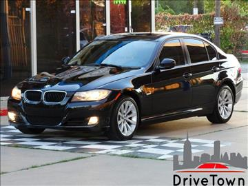 2011 BMW 3 Series for sale at Drive Town in Houston TX