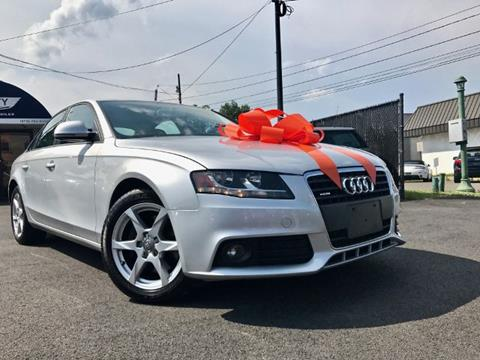2009 Audi A4 for sale in Totowa, NJ