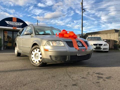 2003 Volkswagen Passat for sale in Totowa, NJ