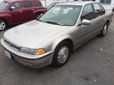 1992 Honda Accord for sale in Ventura, CA