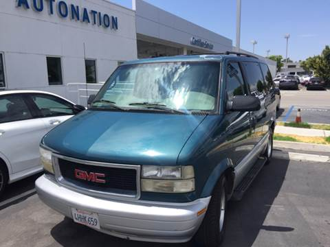 2000 GMC Safari for sale in Ventura, CA