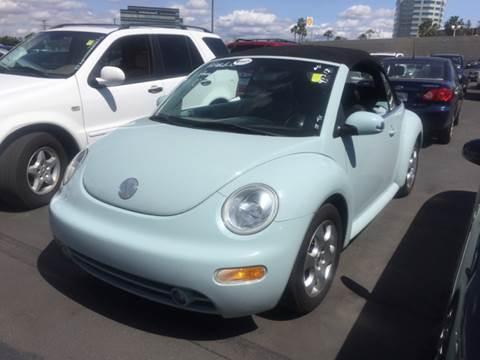 2003 Volkswagen New Beetle for sale in Ventura CA