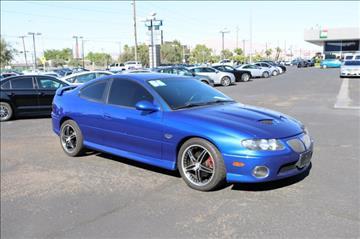 2006 Pontiac GTO for sale in Las Vegas, NV