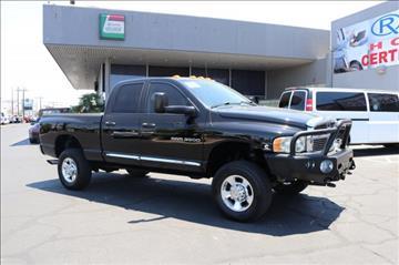 2005 Dodge Ram Pickup 3500 for sale in Las Vegas, NV