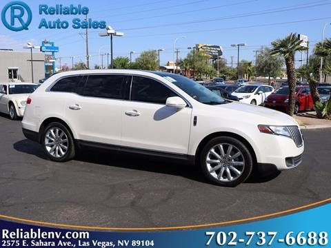 2010 Lincoln MKT for sale in Las Vegas, NV
