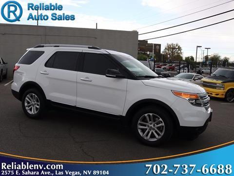 2015 Ford Explorer for sale in Las Vegas, NV