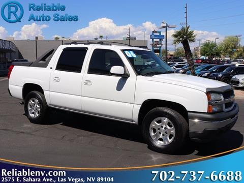 2006 Chevrolet Avalanche for sale in Las Vegas, NV