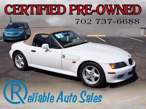 1997 BMW Z3 for sale in Las Vegas, NV