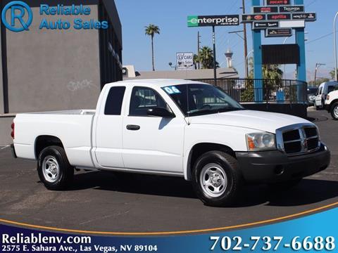 2006 Dodge Dakota for sale in Las Vegas, NV